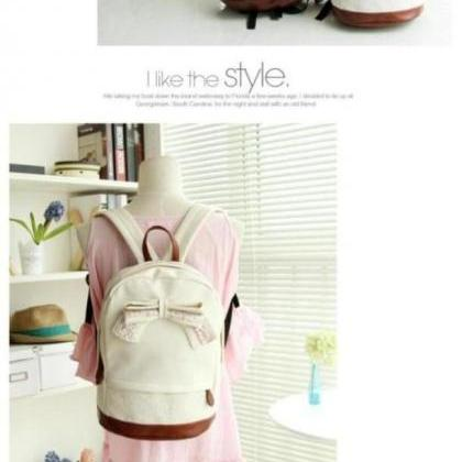 PU Lather Backpack Hipster Backpack..
